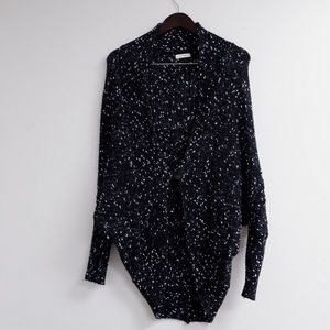 PHANUEL BY ANTHROPOLOGIE CHUNKY COTTON CARDIGAN 🧊